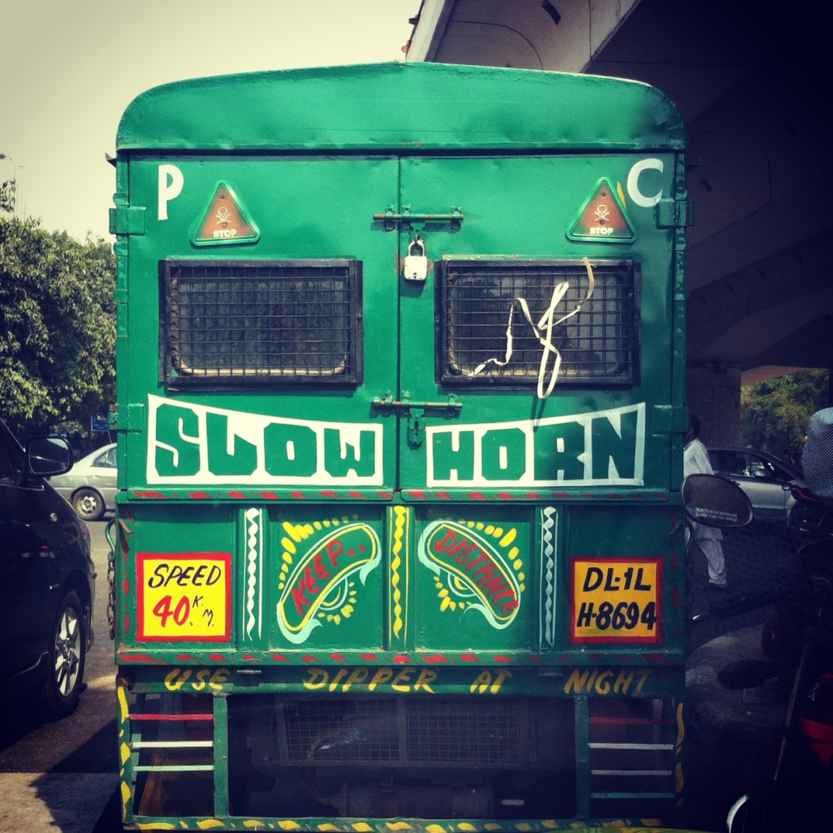 Slow Horn